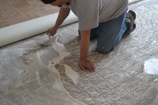 Vinyl Flooring Installation Luxury Vinyl Tile Installation